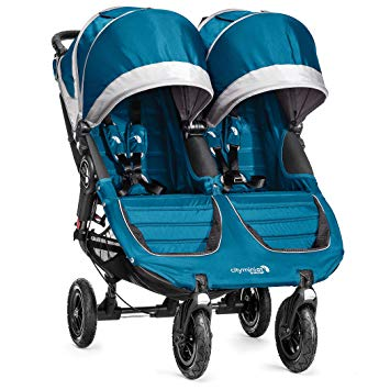 syskonvagn baby jogger city mini gt double