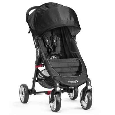 Baby jogger city mini 4W 4-wheel recension
