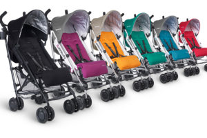 Uppababy g-luxe färger